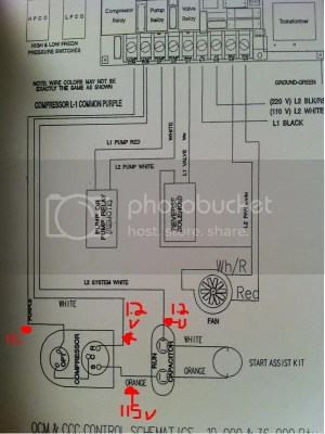 115v AC wiring help With diagram  Offshoreonly
