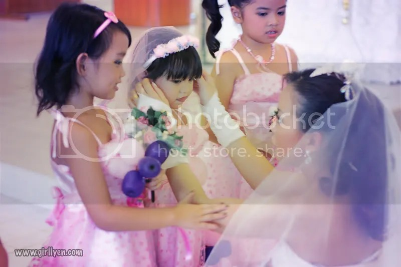 wedding,gerry & jessica,tenghilan,st john tuaran,christian wedding