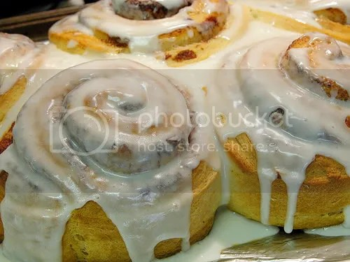 cinnamon rolls Pictures, Images and Photos
