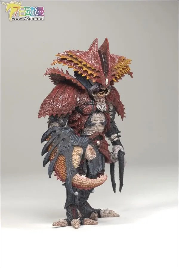 CANCER 巨蟹星座 星座戰士 麥克法蘭系列玩具專區 78動漫模型玩具網