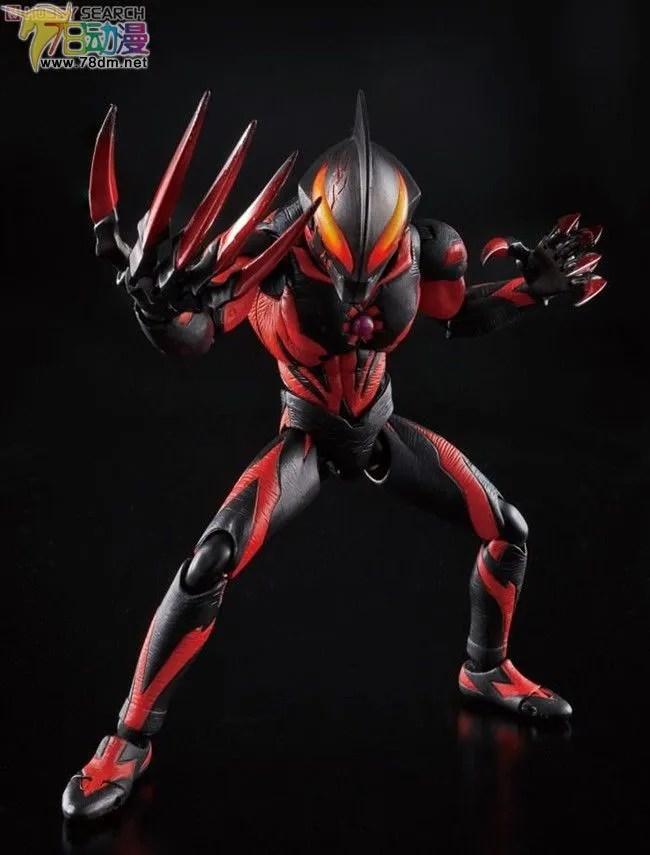 凯撒贝利亚 Ultra Act系列 Shf 假面骑士专区 蒙面超人 78动漫模型玩具网