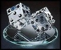 Diamond Dice Pictures, Images and Photos