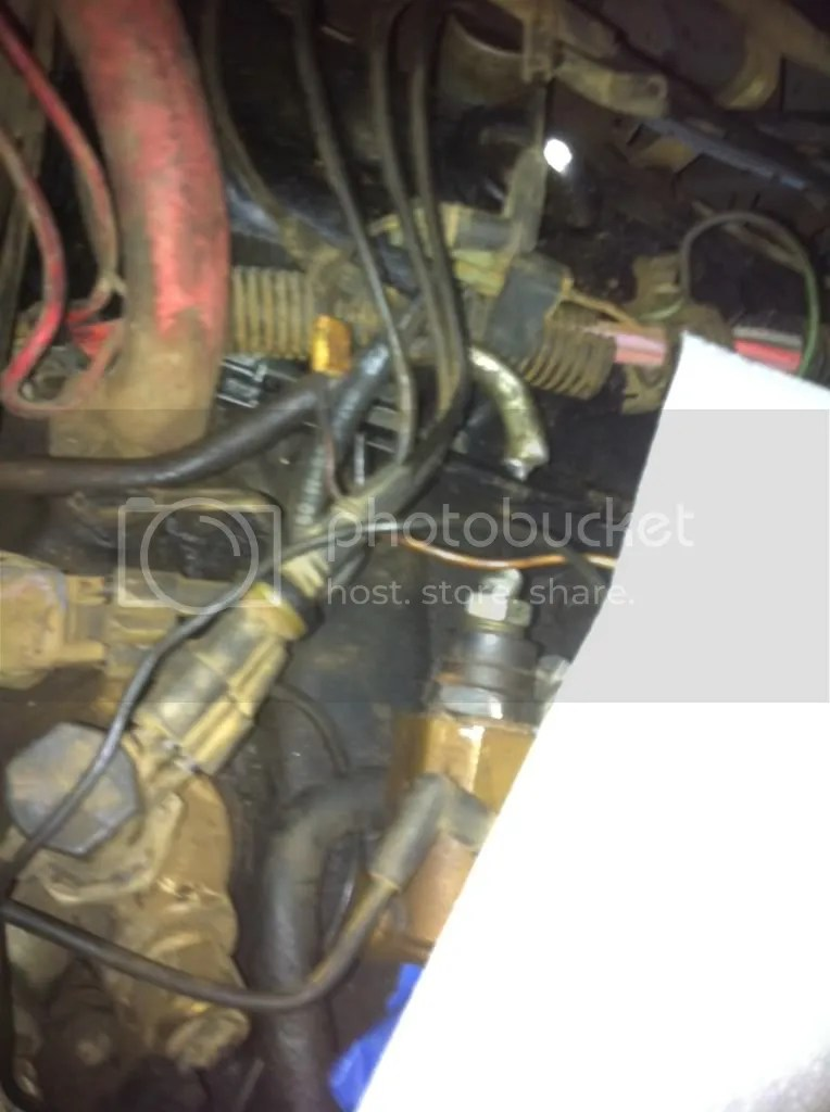 85 C10 305 Carb Vacuum Line Egr And Other Questions