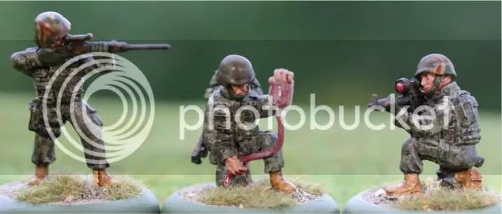 Sniper Team and a Medic