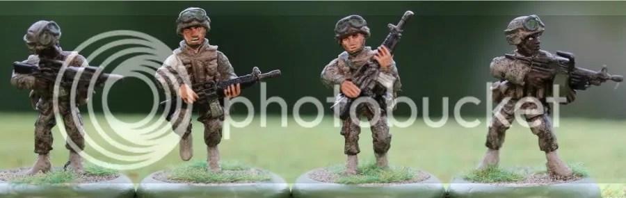 USMC squad (all DDD)