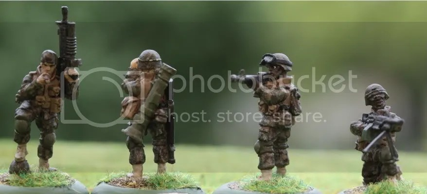 USMC squad (all BS)