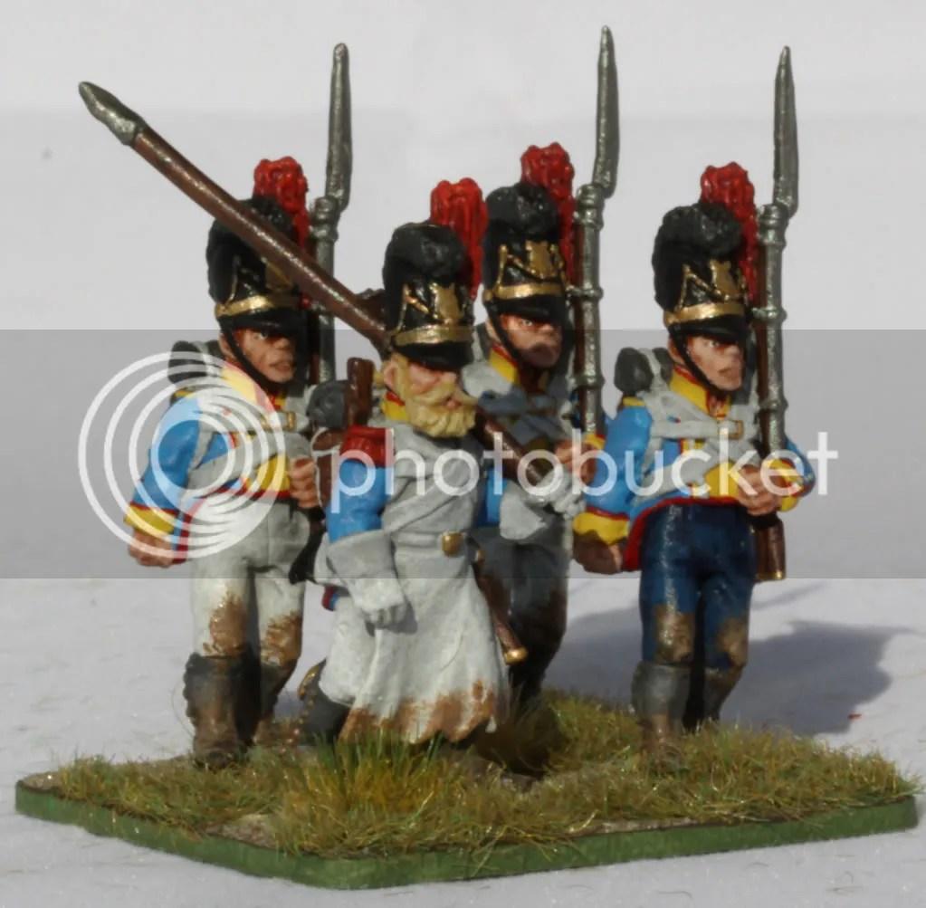 Bavarian Grenadiers
