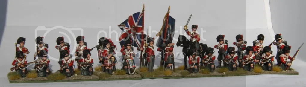 "42nd Highland Infantry ""Black Watch"""