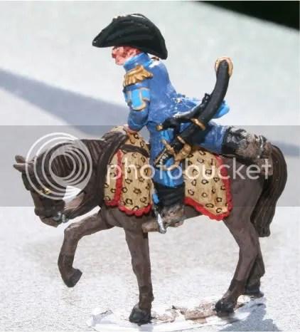 Mounted messanger