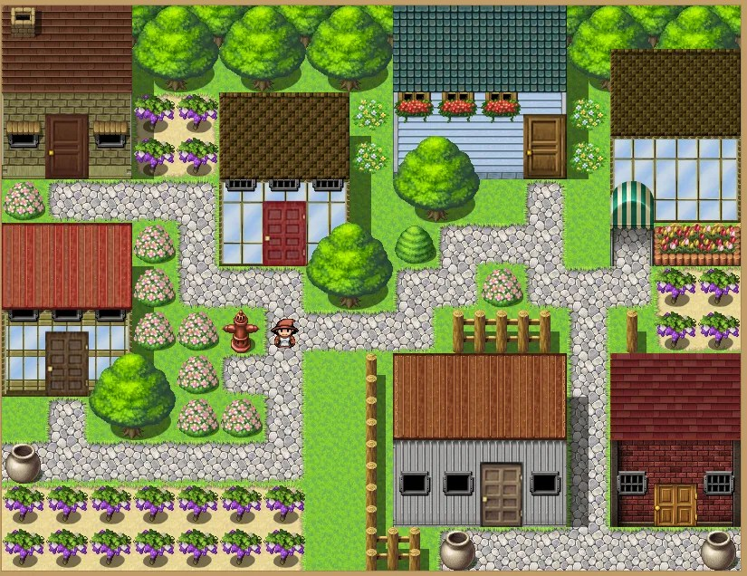 rpg maker mv modern interior 187 path decorations pictures