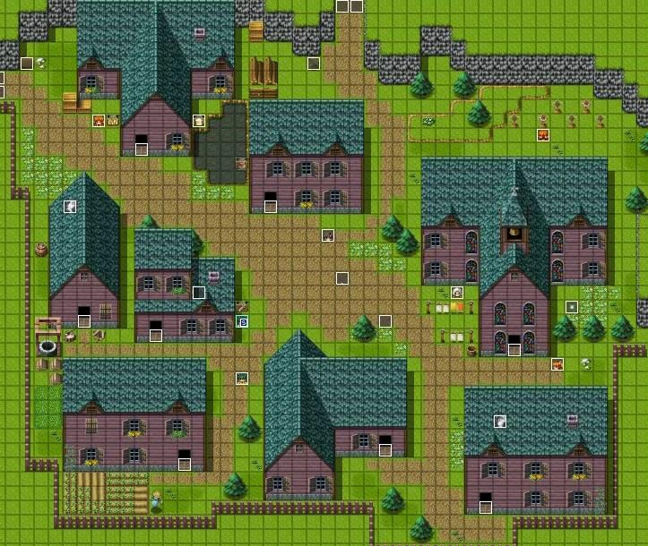 Grandmadebslittlebits rpg maker vx ace resources for House map maker