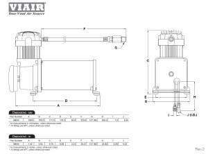 Accuair ELevel Kit  Viair 380C Dual