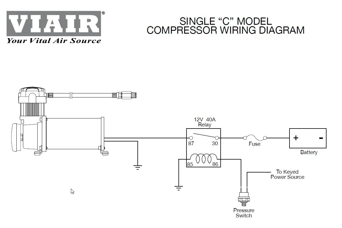 York Compressor Wiring Diagram