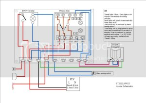 electrical wiring diagram software  Boat Building