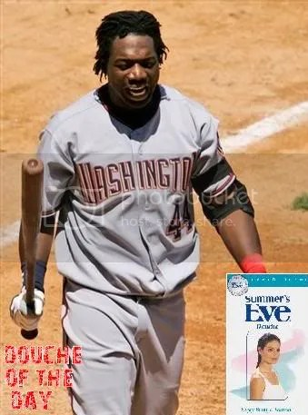 DOUCHE OF THE DAY: LASTINGS MILLEDGE