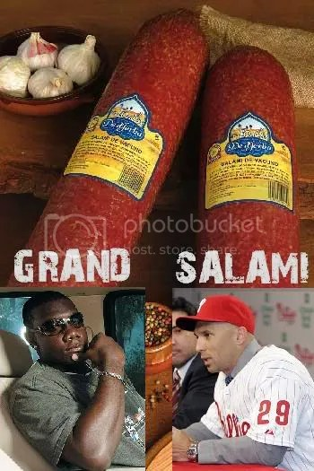 THEME FROM LAST NIGHT: THE GRAND SALAMI