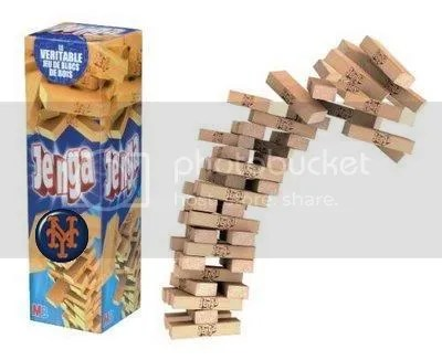 JENGA: SPECIAL METS SEPTEMBER EDITION