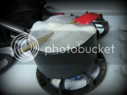Boiling pot trick