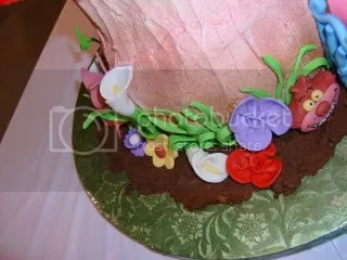 Alice in Wonderland Cake- Details
