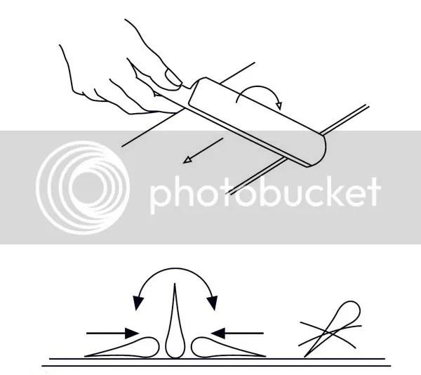Upoznavanje noža s britvicama od gillette