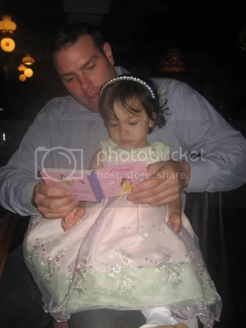 Tiana & Uncle Bart