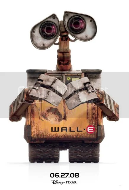New Wall-E Poster