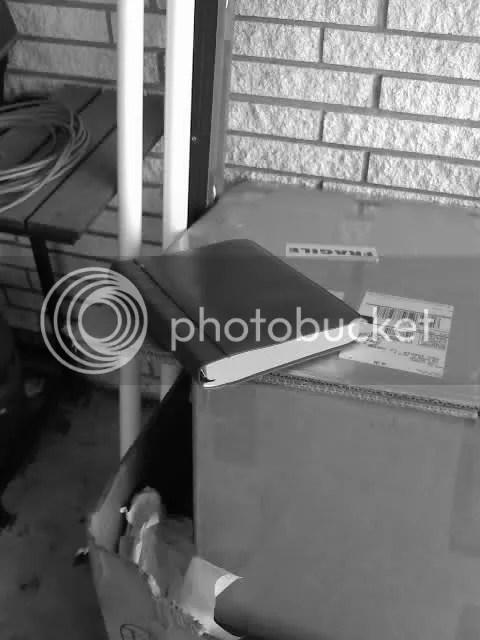 garage journal