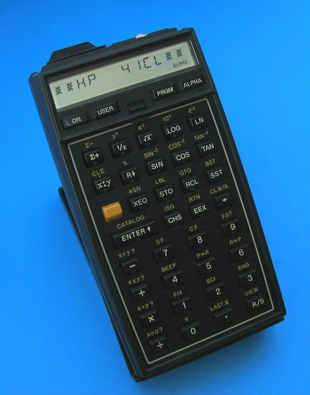 HP-41CL