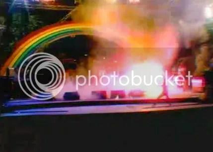 Segunda explosión, mucho más violenta