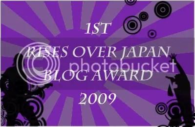 1er Premio Rises Over Japan 2009