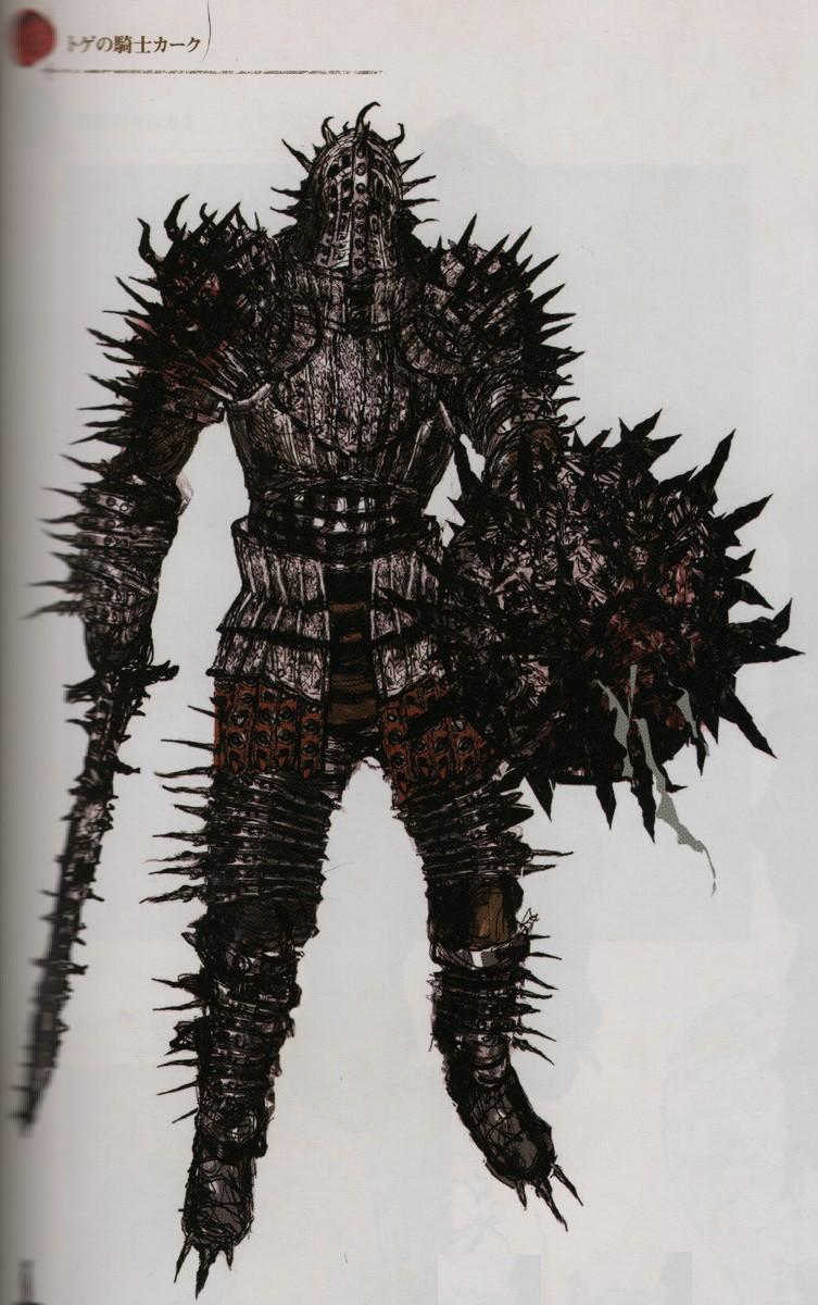 Souls Paladin Leeroy Dark