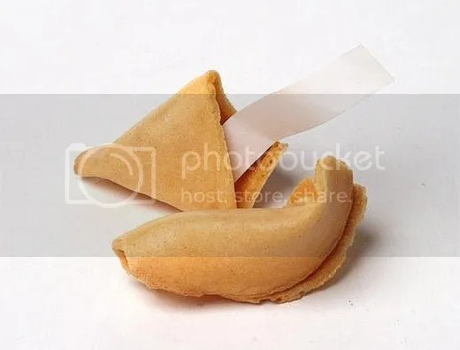Fortune Cookies!