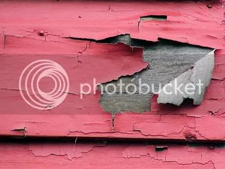 Peeling, Cracking Lead Paint