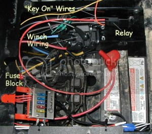 Wiring Relay to
