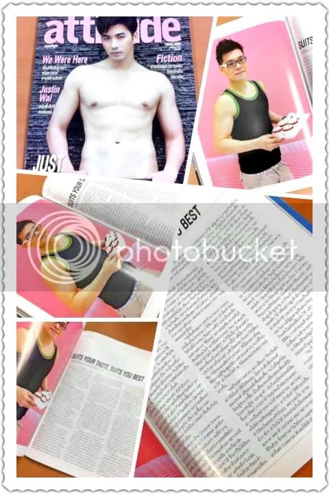 Attitude Magazine - Thailand Edition - January 2012