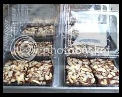 Almond Chocolate Brownies