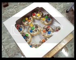 M&M Cup Cake