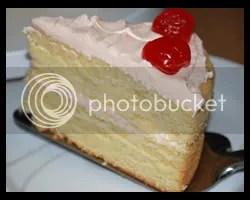 Butter Cherry Cake