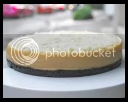 ไวท์ช๊อคโกแลตชีสเค้ก