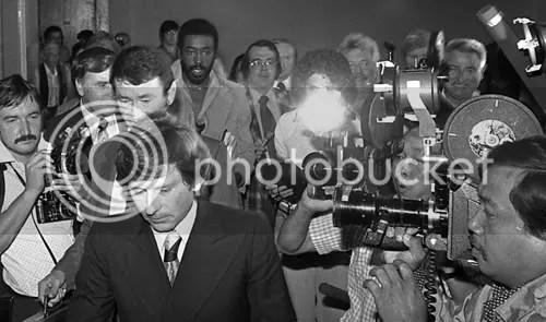 Roman Polasnki on the 1978 trial