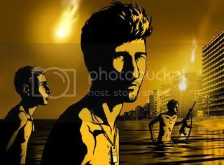 Waltz with Bashir movieframe