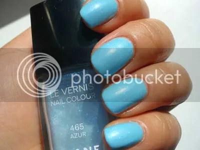 azur, coco blue