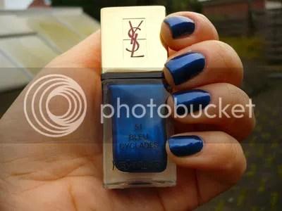 Bleu Cyclades