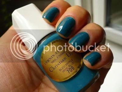 bleu vinyle vinyl blue