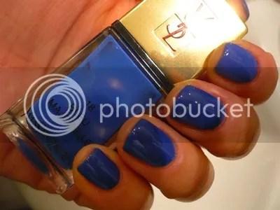 bleu majeurelle
