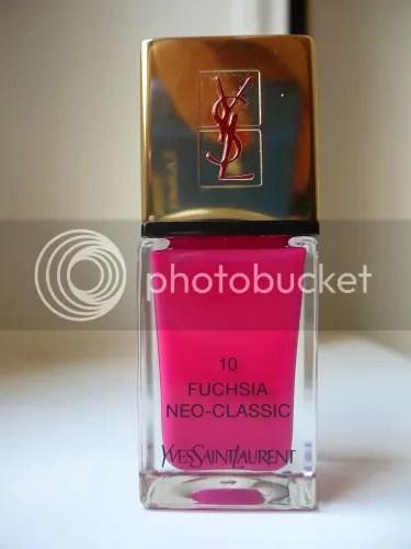 Fuchsia Neo-Classic