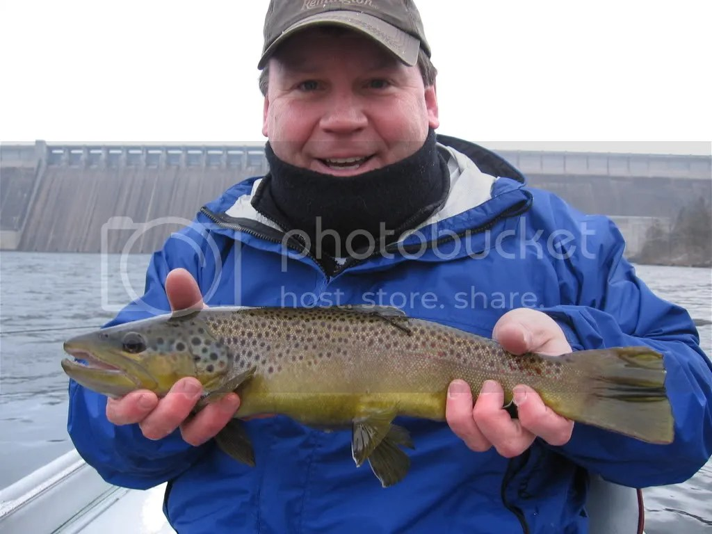 Dick Wittenberg and his early morning brown