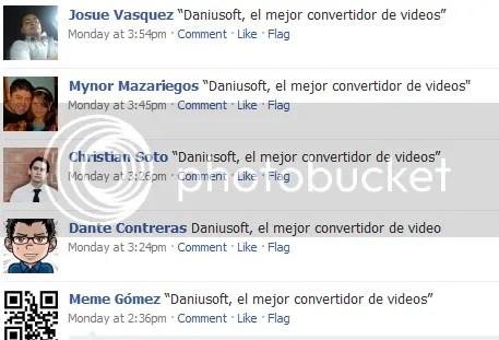 Ganadores Daunisoft
