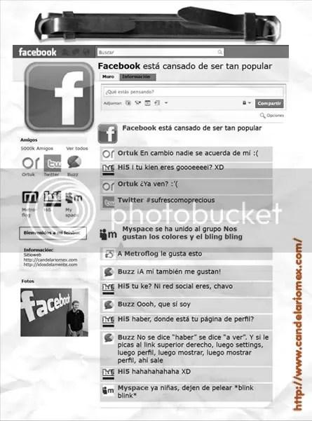 El Rey de las Redes Sociales