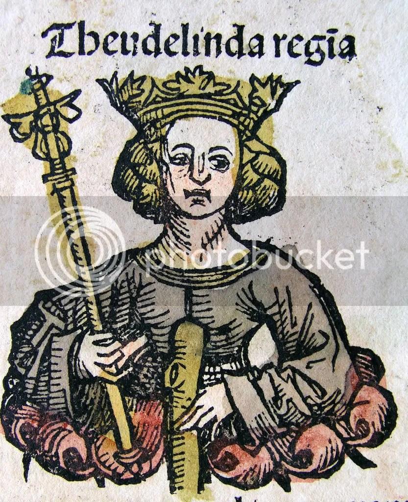 Teodolinda regina